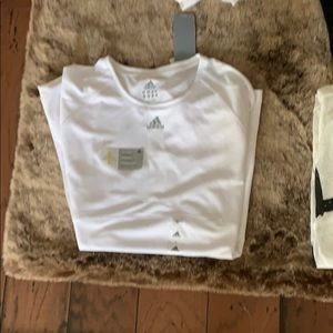 Adidas top NWT